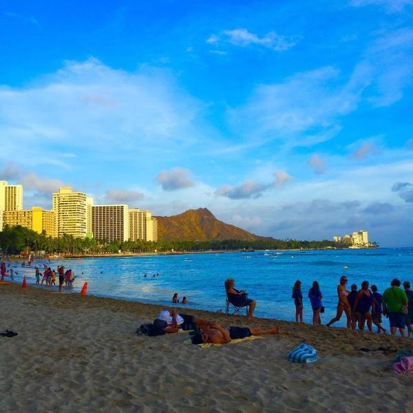 Hawaii - Weltweit Top 10 Hochzeitsreise Ort