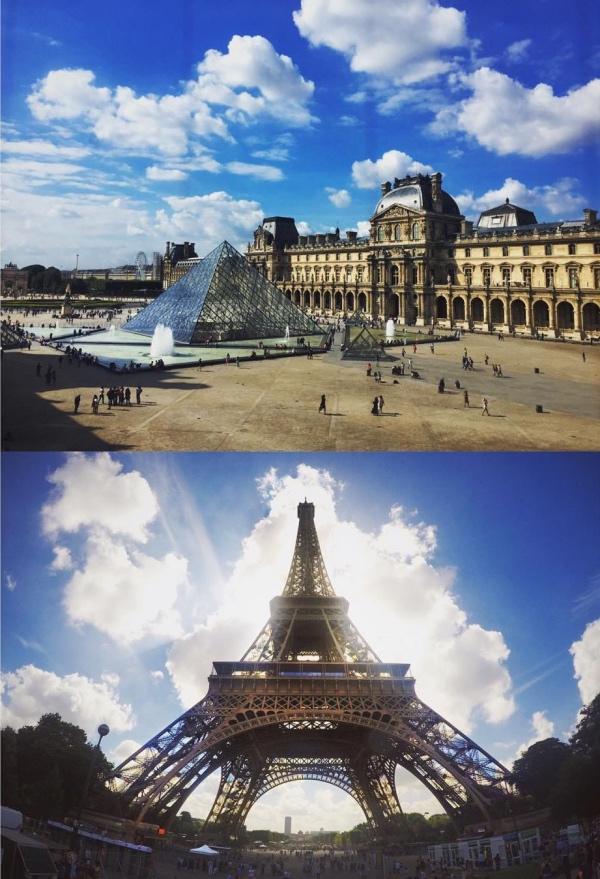 Paris - Weltweit Top 10 Hochzeitsreise Ort