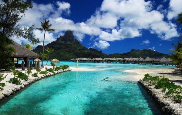 Bora Bora - Weltweit Top 10 Hochzeitsreise Ort
