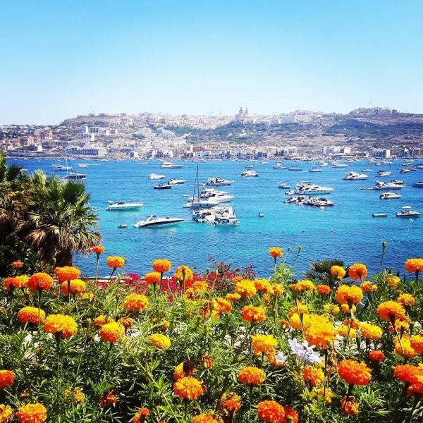 Mellieha Bucht - Malta
