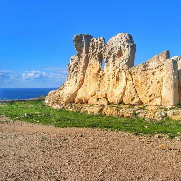 Malta Hagar Qim und Mnajdra