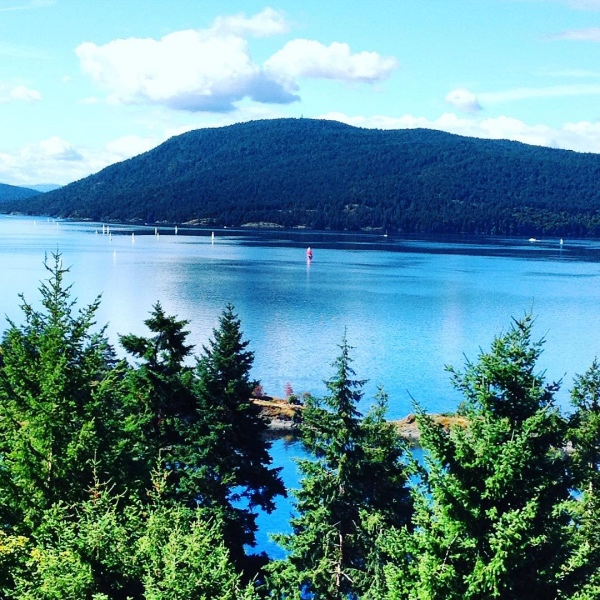 50 - Die Southern Gulf Islands / British Columbia