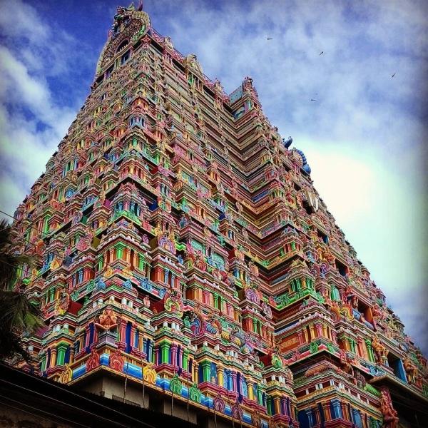 Sri Ranganathaswamy / Srirangam, Indien
