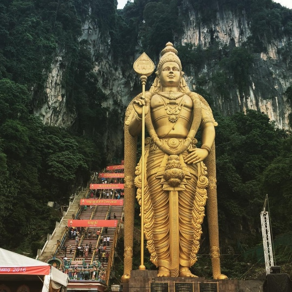 Batu Caves - Borneo / Indonesien