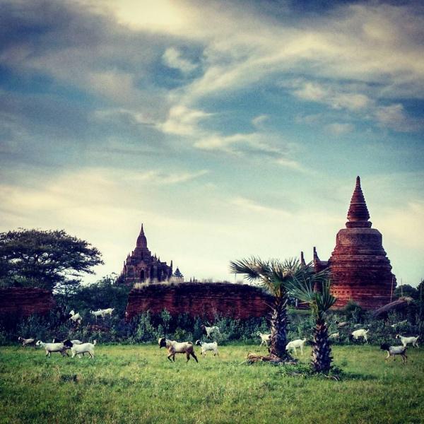 Bagan / Myanmar