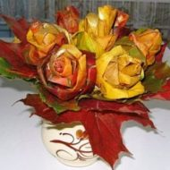 Wie kann ich künstliche Rosen herstellen?